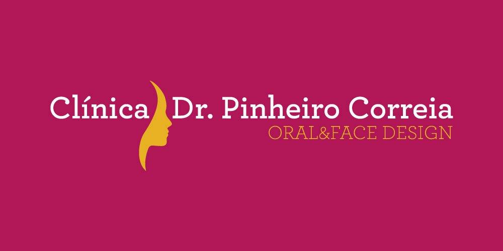 Clínica Dr. Pinheiro Correia - Logo