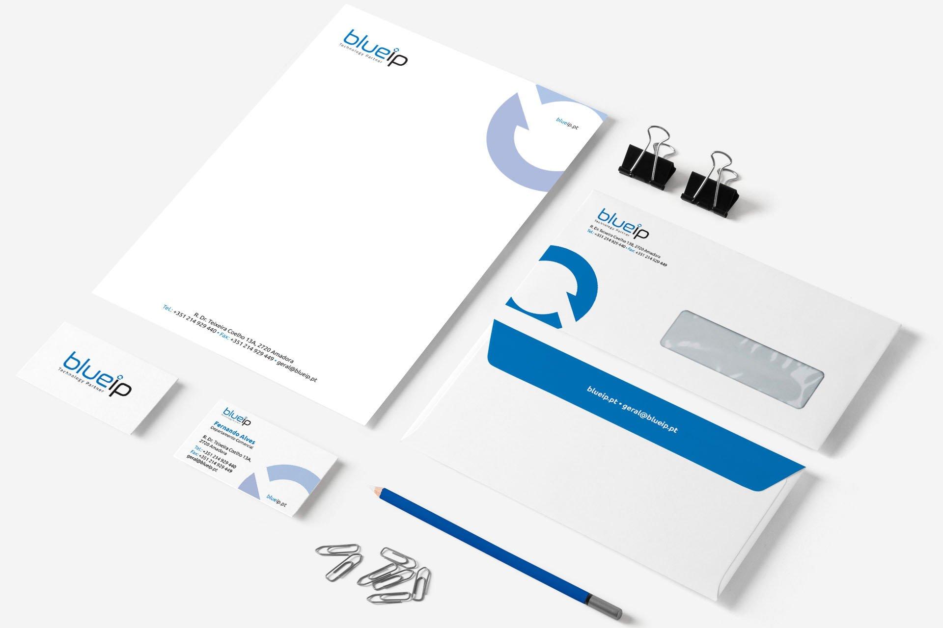 BlueIP - Estacionário