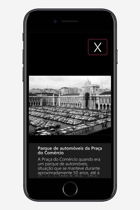 Rewind Cities - App