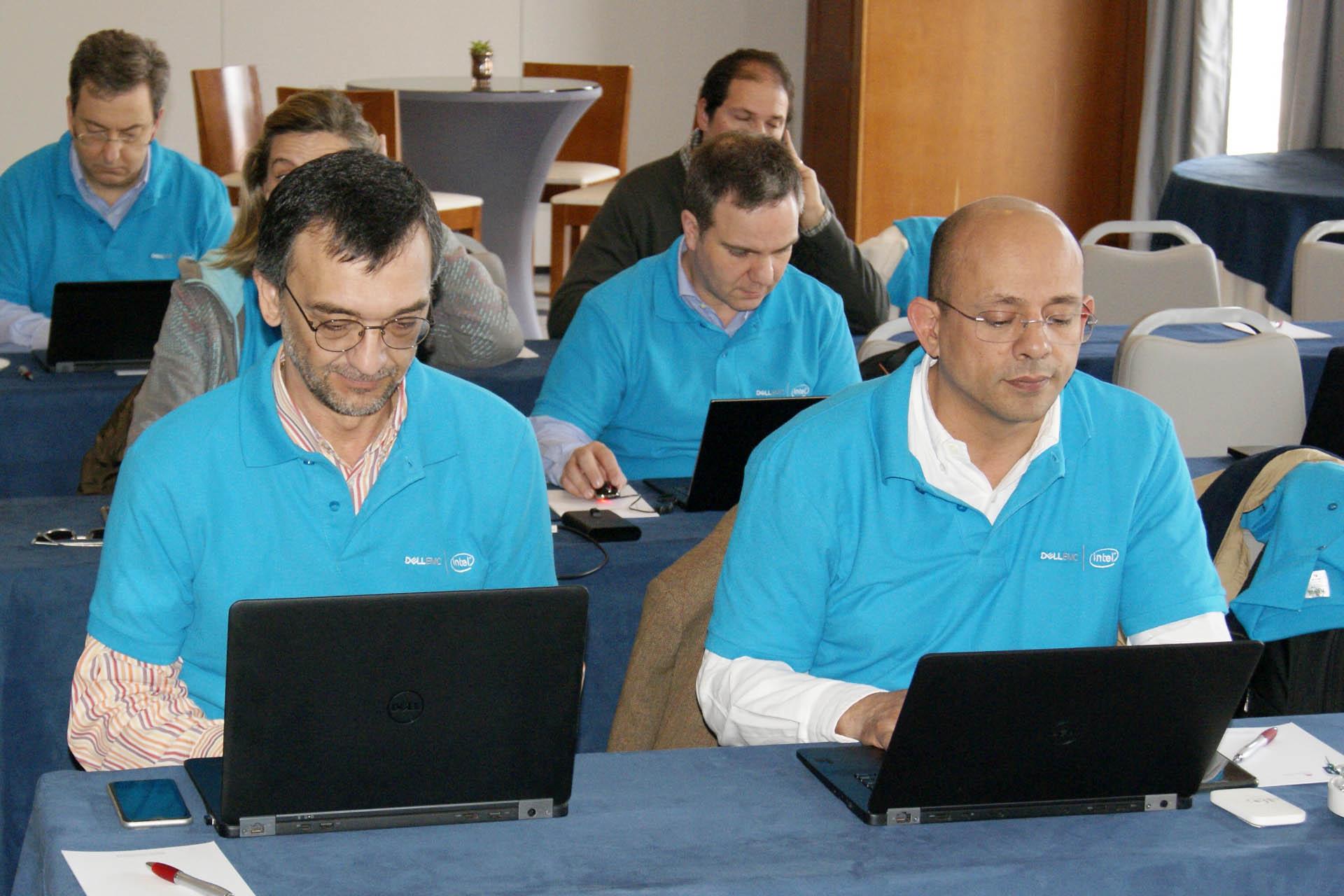 Evento Dell EMC Comercial